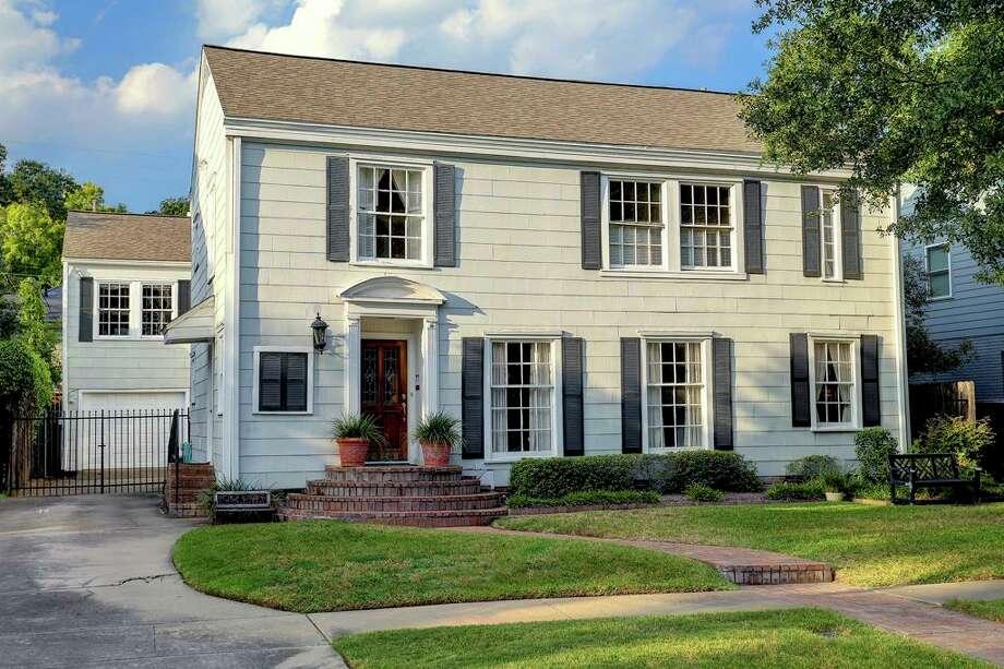River Oaks Area: 2424 Locke LaneList price: $989,000Square feet: 5,139Price per square foot: $192 Photo: Houston Association Of Realtors