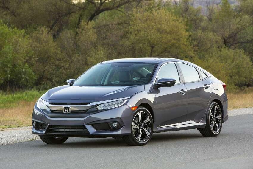 Honda Civic States: California, Washington DC, OhioSource: Business Insider