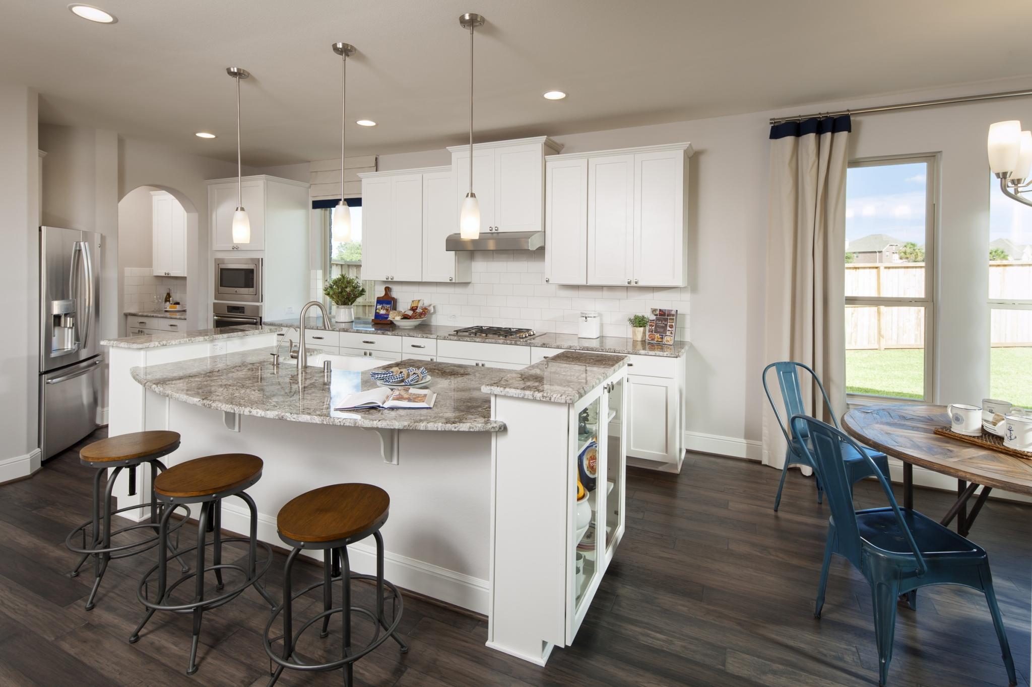 Johnson Development names builders in Veranda community - Houston ...