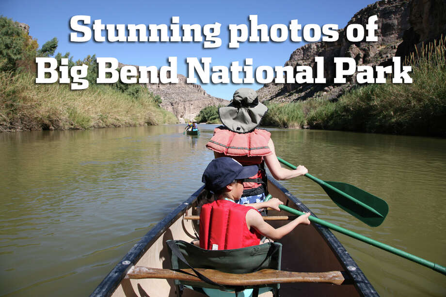 Big Bend National Park is located about an hour and a half south of Alpine on Hwy 118 along the Texas-Mexico border. Photo: Yenwen Lu/Getty Images