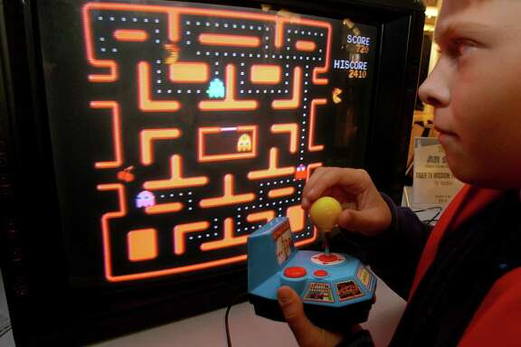 """Pac-Man"" is estimated to have been played more than 10 billion times: Guinness World Record has named it the world's most successful coin-operated arcade game."