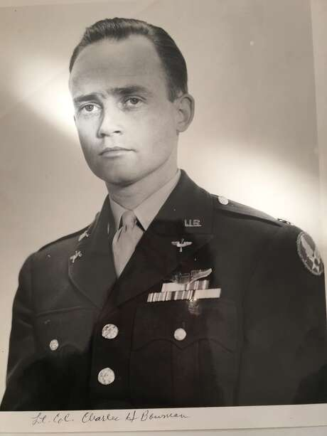 Lt. Col. Charles Bowman died after a rocket downed his plane over Germany in 1944.