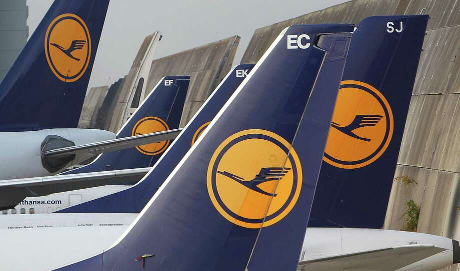 Major airlines including Lufthansa are modifying staff rosters to keep crew members from getting caught up in President Donald Trump's executive order barring people from seven predominantly Muslim states from entering the U.S. Photo: AFP /Getty Images /File Photo / AFP or licensors