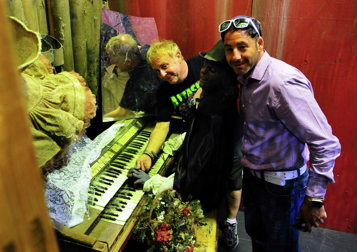 Fright Haven, an indoor haunted attraction, is open through Halloween in Stratford. Beware, monsters and ghosts have been seen wandering around this Victorian house.Find out more.