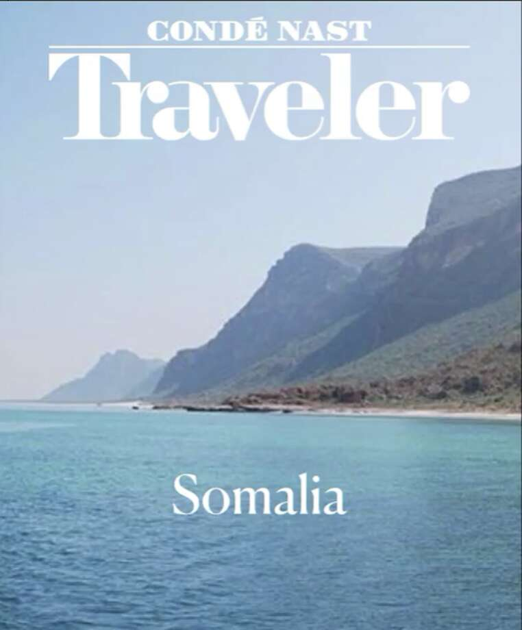 "Conde' Nast Traveler posted this image of Dhurbo in Bari, Somalia, to their Instagram account and wrote, ""Travel opens hearts and minds. Beauty is everywhere. #TravelisLove.""  Photo: @wonderful_somalia/Conde Nast Traveler"