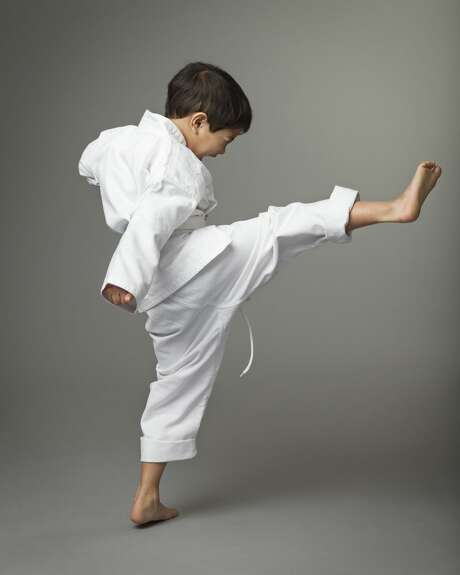 Boy doing martial arts. Photo: Tripod/Getty Images