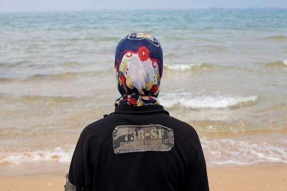 """Sophie Calle, """"Voir la mer (detail)"""" (2011)"""