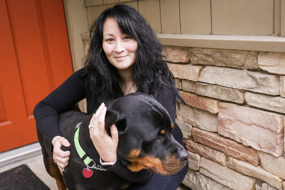 Woodlands Woman Whose Dog Saved Her From Attack Seeks Resolution