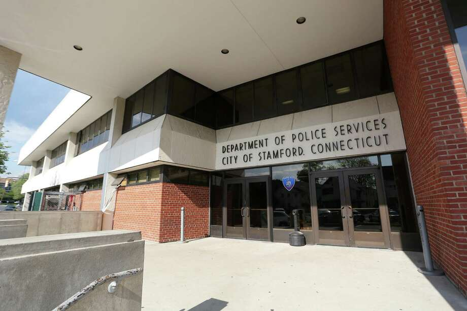 The Stamford Police Station on Thursday, May 29, 2016. Photo: Michael Cummo / Hearst Connecticut Media / Stamford Advocate