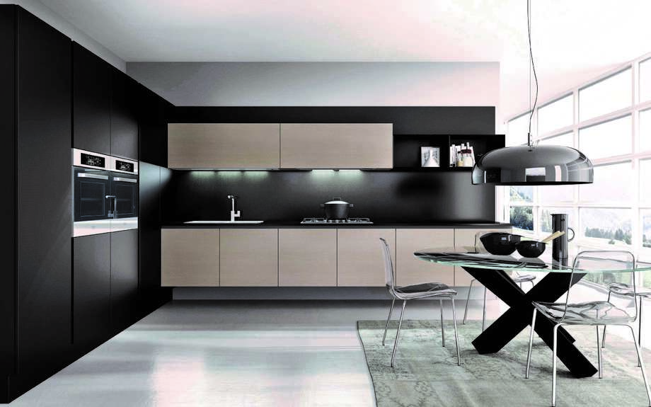 armony cucine houston brings two italian product lines to the city houston chronicle. Black Bedroom Furniture Sets. Home Design Ideas