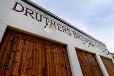Exterior of Druthers Brewing Company's new facility on Broadway which opened for business Tuesday May 26, 2015, in Albany, N.Y. This is their third location in the region. (Skip Dickstein/Times Union) ORG XMIT: MER2015052615175392
