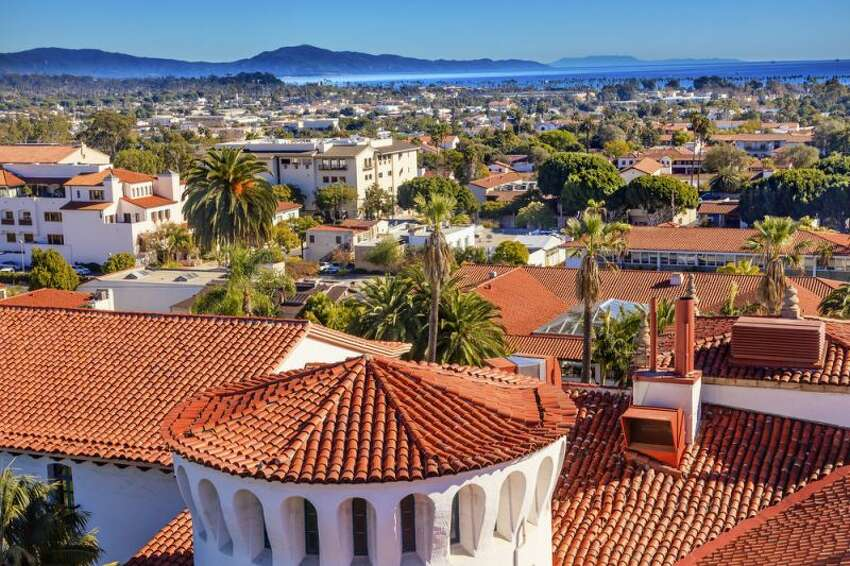 These are the cities that exercise the most, according to a report by24/7 Wall St. 10. Santa Maria-Santa Barbara, CA Physically active adults: 85.3%Pop. with access to exercise locations: 95.6% Obesity rate: 19.0% Adults in fair/poor health: 16.8%Source: 24/7 Wall St.
