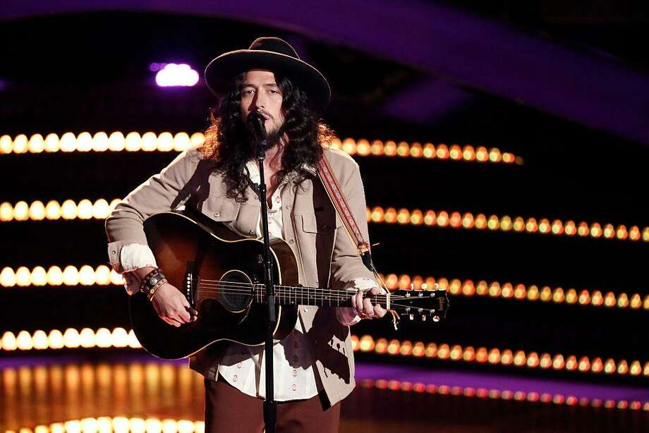 """Josh Halverson says he felt out of place among younger conestants on """"The Voice,"""" though he could relate to their desire for fame. Photo: NBC / 2016 NBCUniversal Media, LLC"""