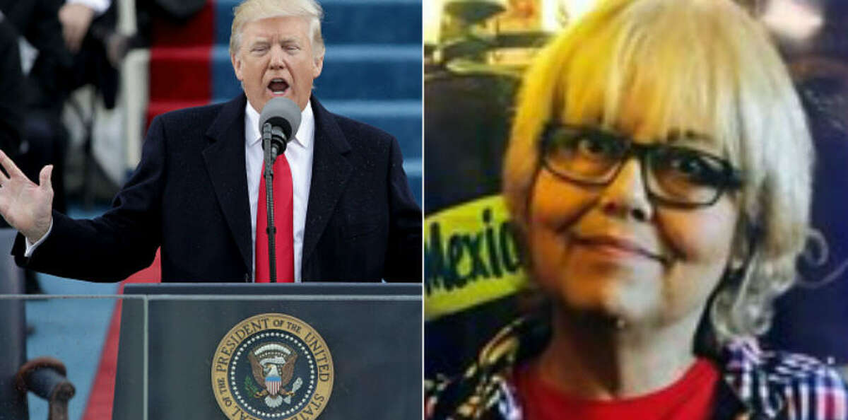 Robin Porch passed away hours after Trump's inauguration and her family made a sly joke in her obituary saying she moved to heaven because Canada wasn't far enough.