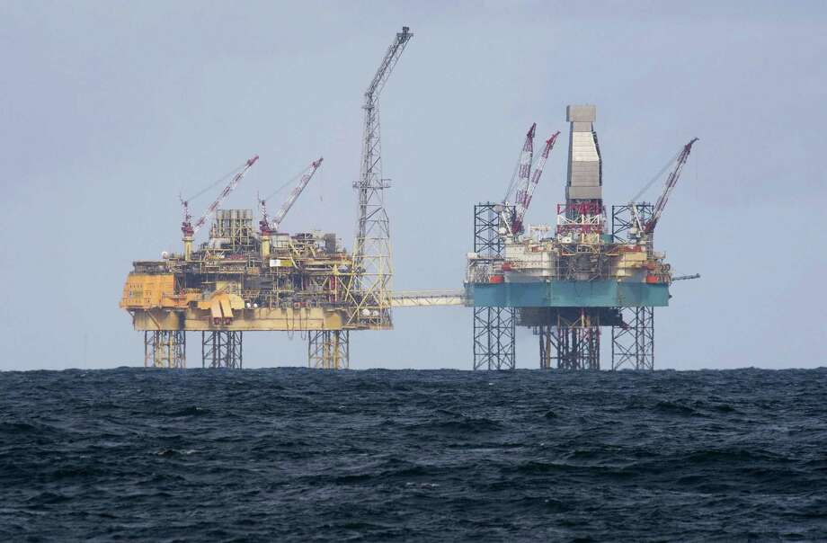 Two offshore oil drilling companies have agreed to combine in an all-stock deal valued at nearly $2.4 billion Photo: AFP /Getty Images /File Photo / AFP or licensors