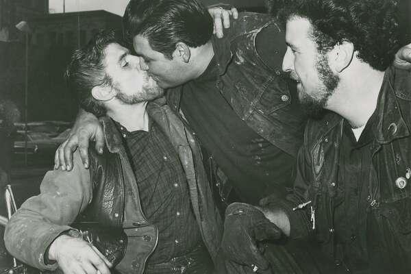 Vintage photos of Bay Area Hells Angels Motorcycle Club