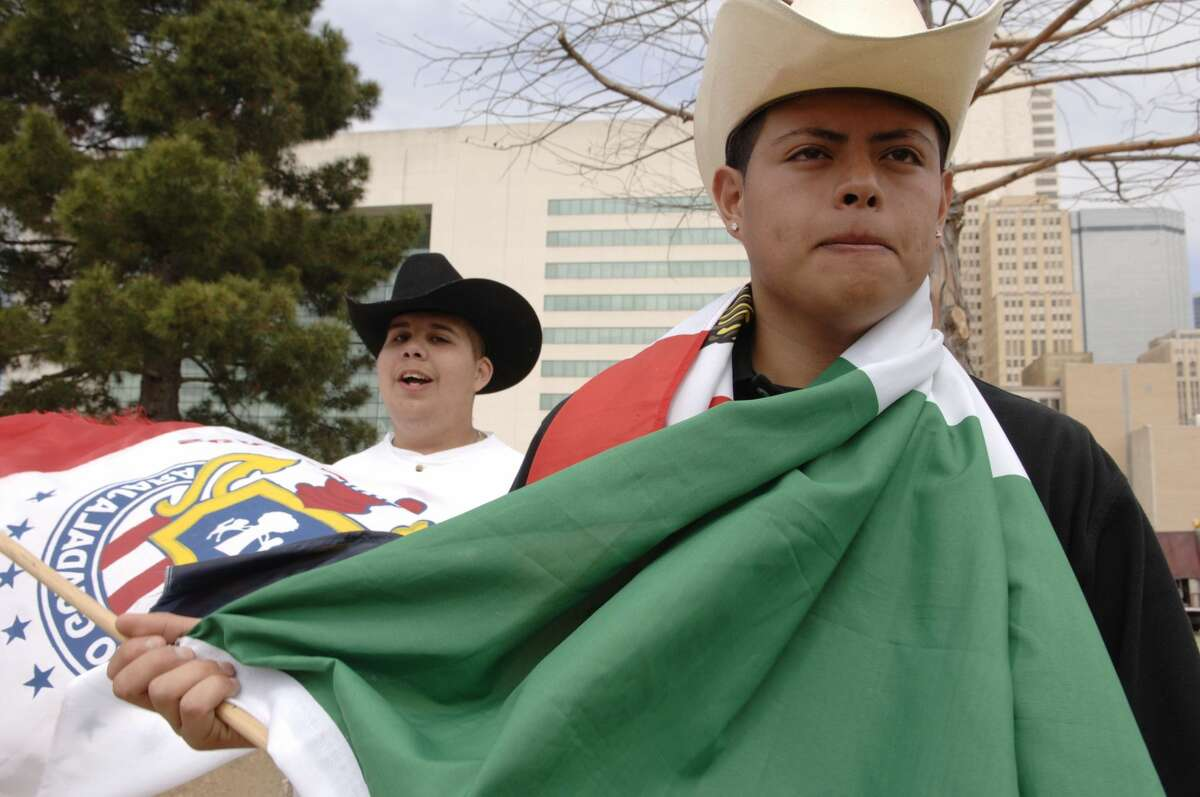 By the numbers Percent of Texas' population that are immigrants:16.3 percent Source:Partnership for a New American Economy