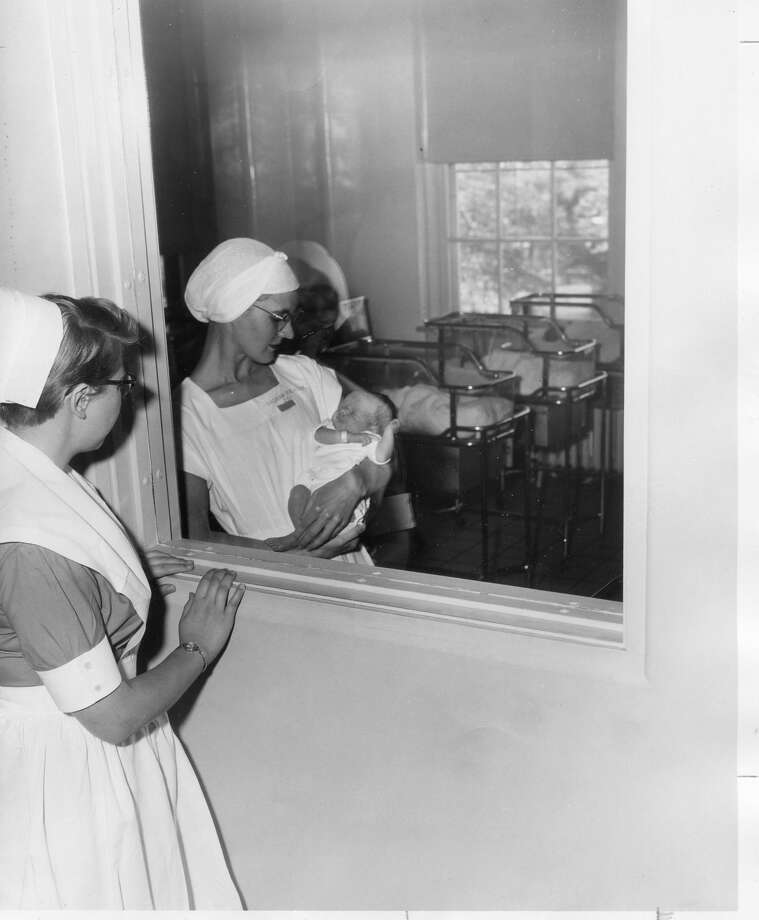 Saginaw General Hospital. 1955 Photo: Daily News File Photo