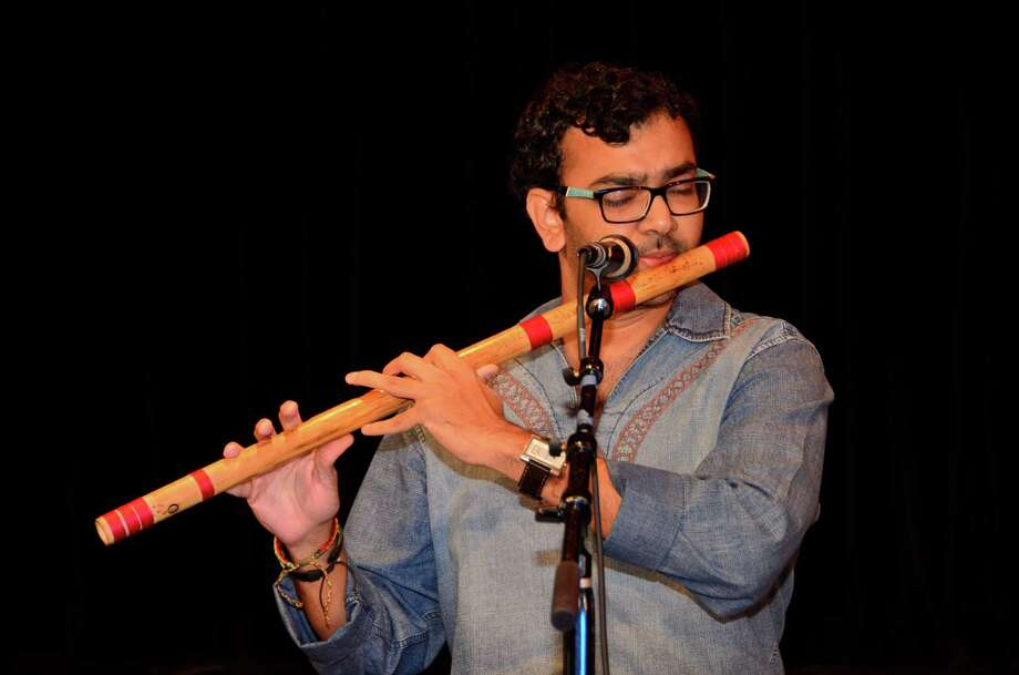 Varad Gaikwad of the Indian Music Society of Houston will perform at the Cinco Ranch Library Feb. 18. Photo: Fort Bend County Libraries