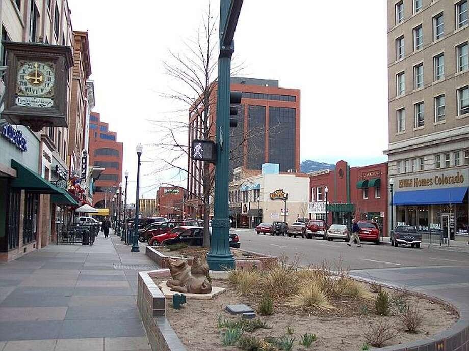 Colorado Springs, ColoradoMedian Household Income: $54,527 Photo: Wikimedia Commons