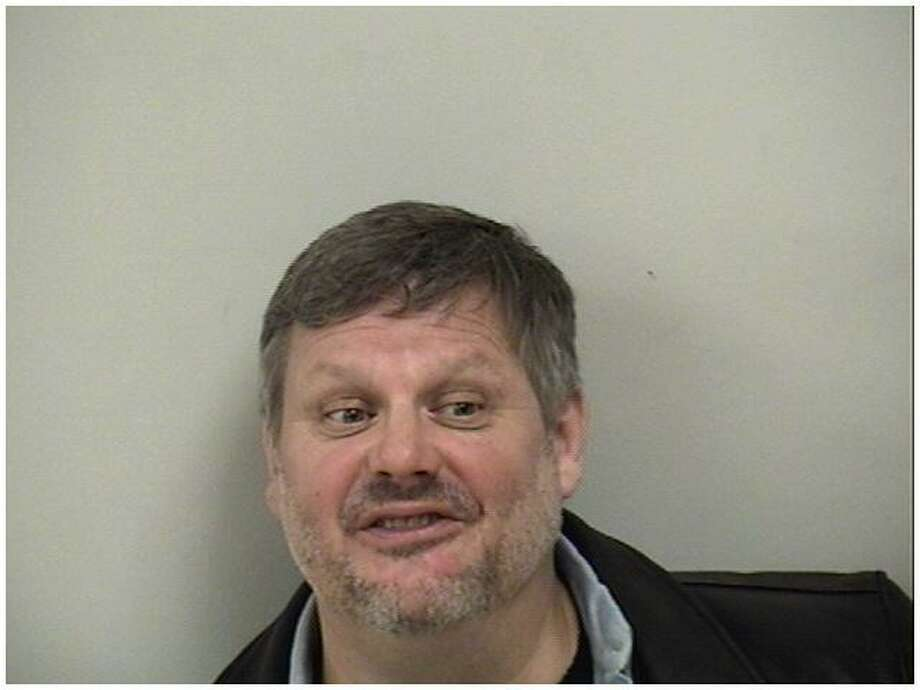 Scott Keet, 56, of Norwalk, was charged with operating under the influence in Westport, Conn. on Jan. 29, 2017. Photo: Westport Police / Contributed Photo / Westport News