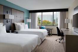 The Houston Marriott Westchase completed its $20 million renovation ahead of Super Bowl LI.