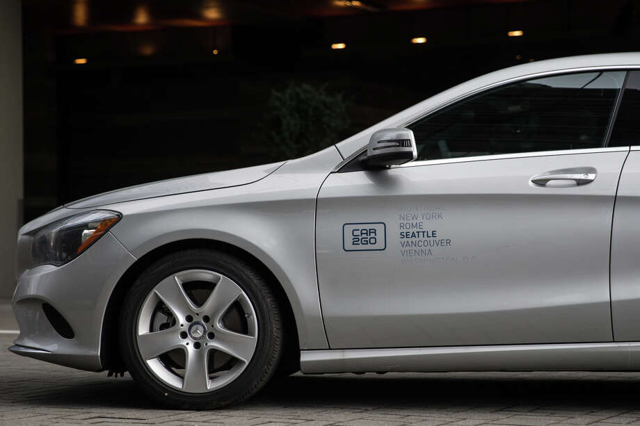 Car Sharing Companies Reachnow Car2go To Merge Seattlepi Com
