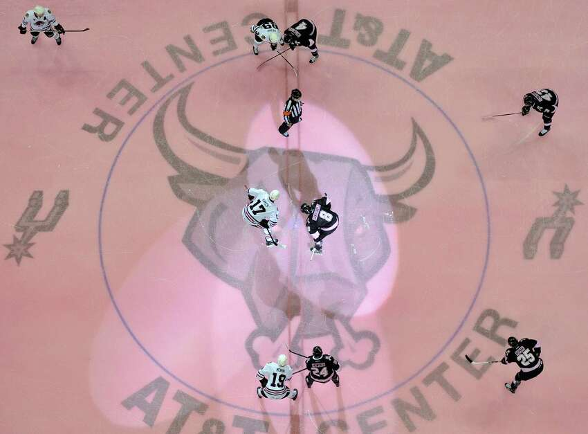 When the San Antonio Rampage clash with intrastate rivals the Texas Stars in the American Hockey League team's annual Pink in the Rink game, they'll pass or shoot pucks bearing the name of someone who has battled breast cancer. That's a new wrinkle; as usual, the ice will be dyed pink, and Rampage players will wear pink jerseys that will be auctioned after the game, with proceeds benefiting breast cancer awareness and charities. 7:30 p.m. Friday. AT&T Center, 1 AT&T Center Parkway. $5-$50, 210-444-5554, ticketmaster.com  -- Robert Johnson