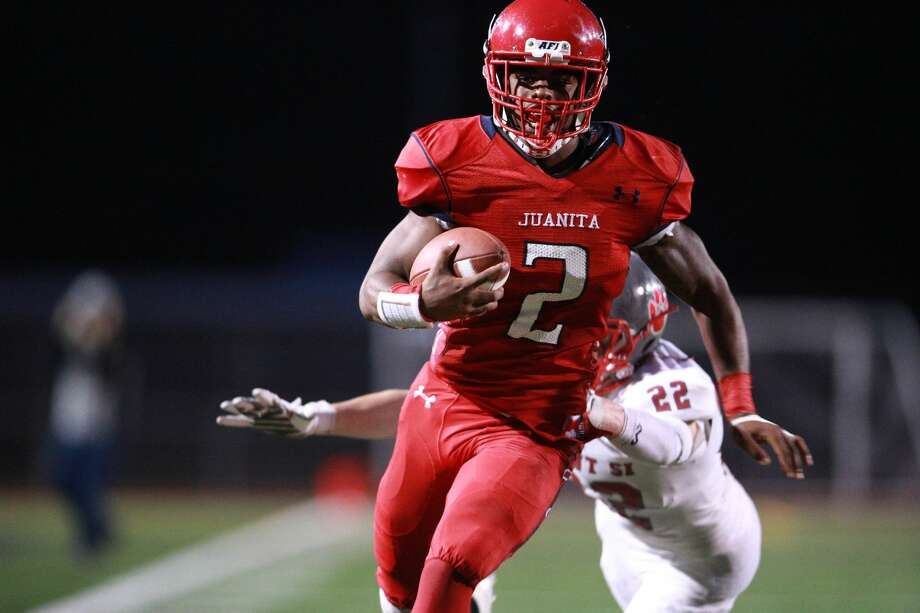 RB Salvon Ahmed