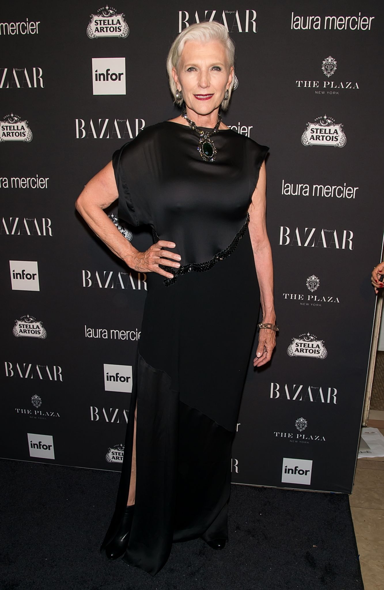 Maye Musk Creates History As The Newest Face Of CoverGirl