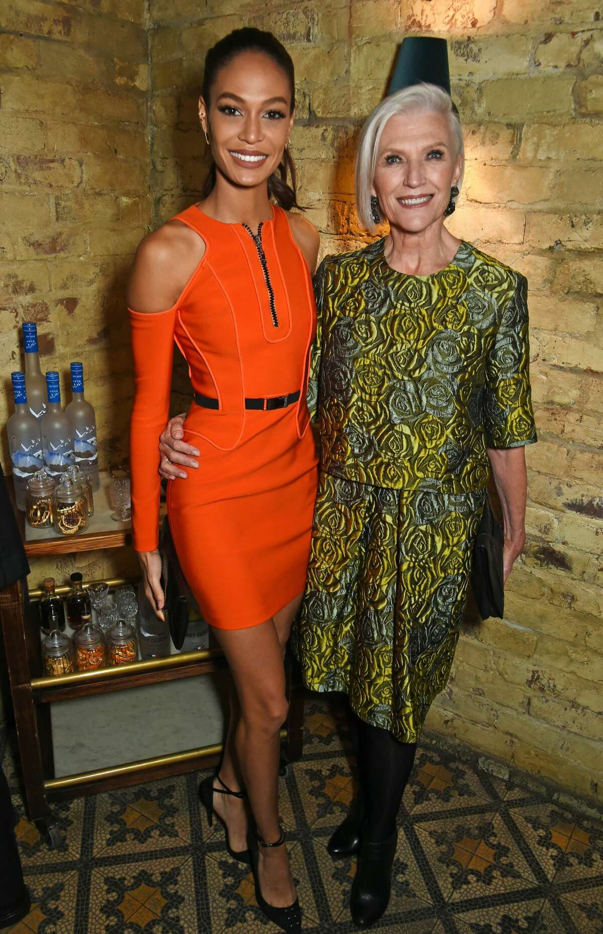 December 2016: The Fashion Awards in partnership with Swarovski nominees' lunch hosted by the British Fashion Council in London.