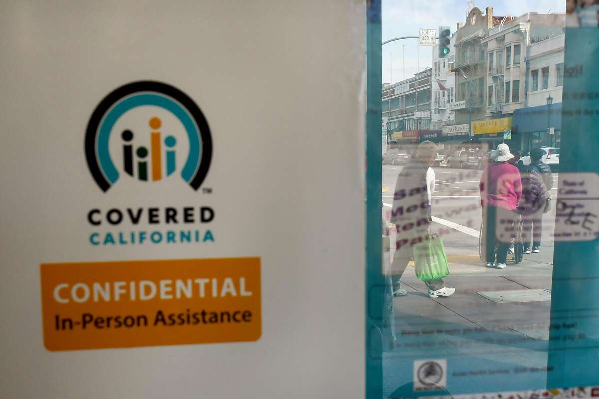 Covered California officials said one reason for premium increases next year is the repeal of the Affordable Care Act's requirement to buy insurance.