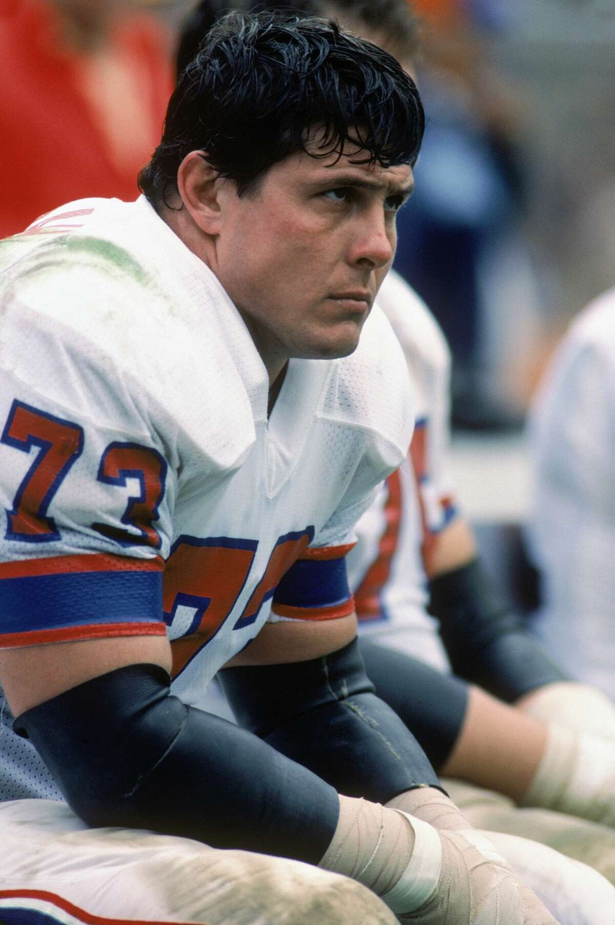 Iconic Patriots player from early era: John Hannah The Hall of Fame guard shined on some sad-sack Patriots squads from 1973-85. The team retired his No. 73.