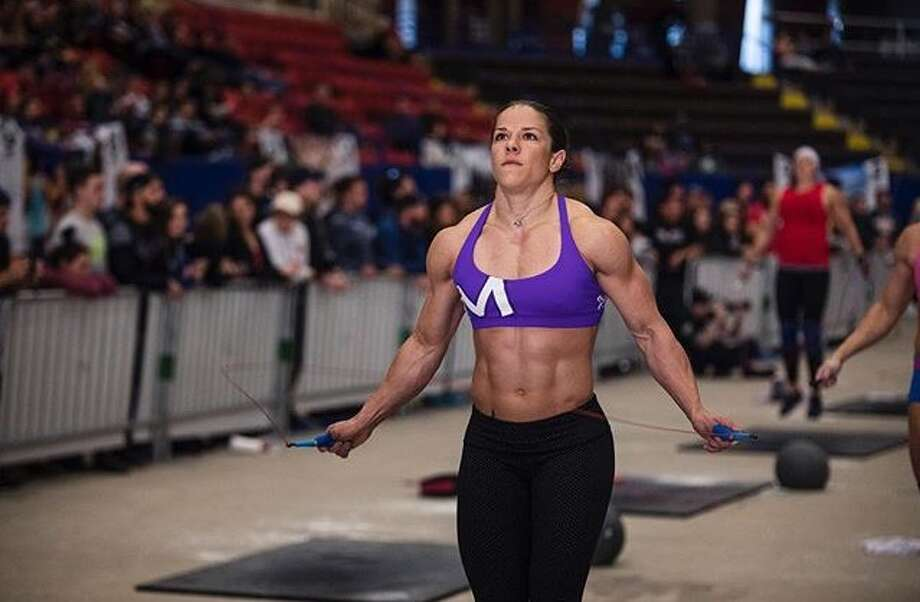 Jessica Aelvoet, a San Antonio native, toughed a gauntlet of workouts during the The Fittest Games in Austin last weekend to become the 2017 Pro Women's Champion. Photo: Courtesy, Jessica Aelvoet