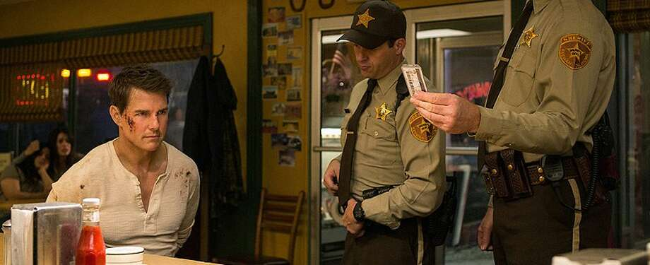 In Jack Reacher: Never Go Back, Reacher finds himself being hunted by the military while simultaneously investigating a young girl who might be his daughter.