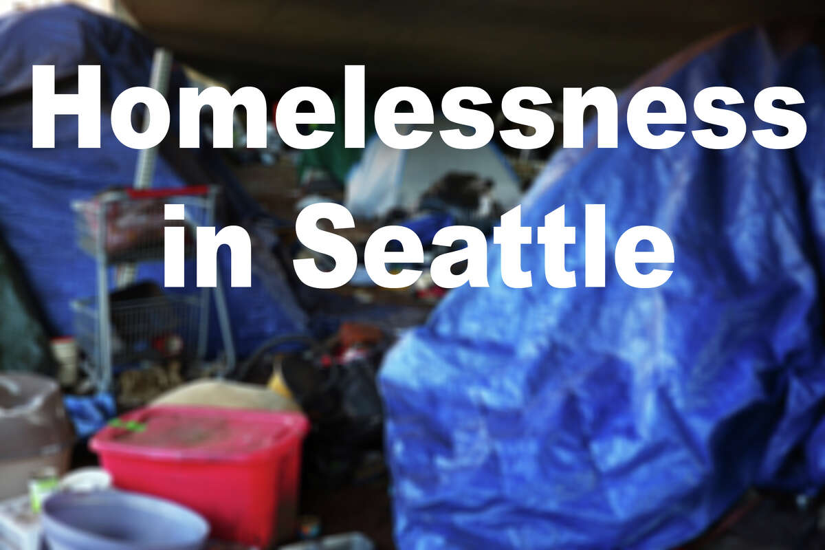 Homelessness in Seattle, viewed through the photographs of Seattlepi.com photographers.