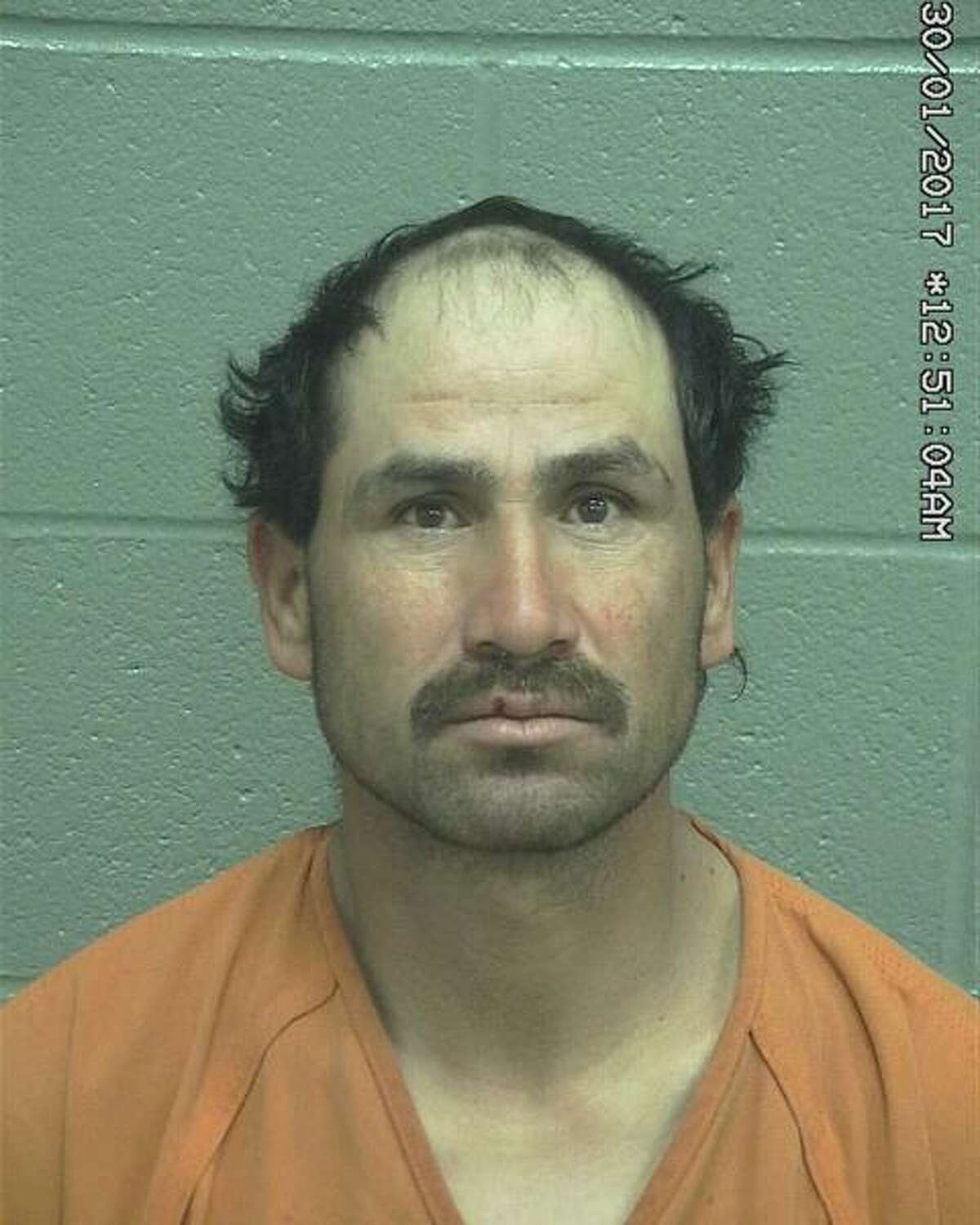 Fernando Zarate-Hernandez, 37, was arrested Saturday after allegedly assaulting two people, according to court documents.