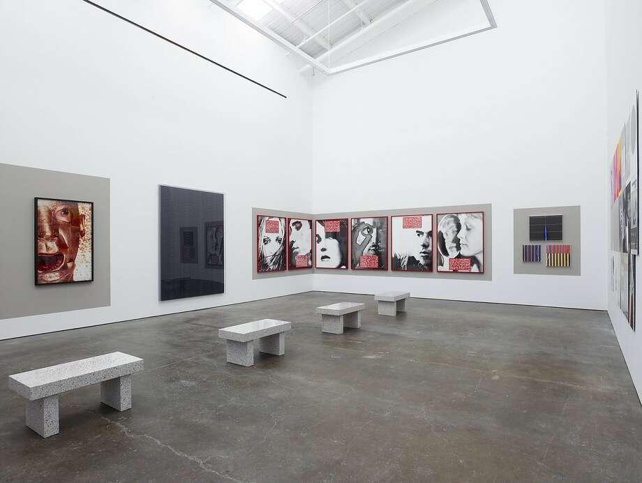 "The exhibition ""Eau de Cologne"" runs through Feb. 11 at Adrian Rosenfeld, a new gallery in San Francisco. Photo: Courtesy�Adrian Rosenfeld"