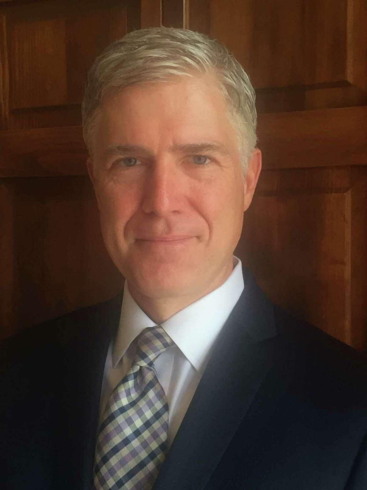 Judge Neil M. Gorsuch. (10th U.S. Circuit Court of Appeals via AP)