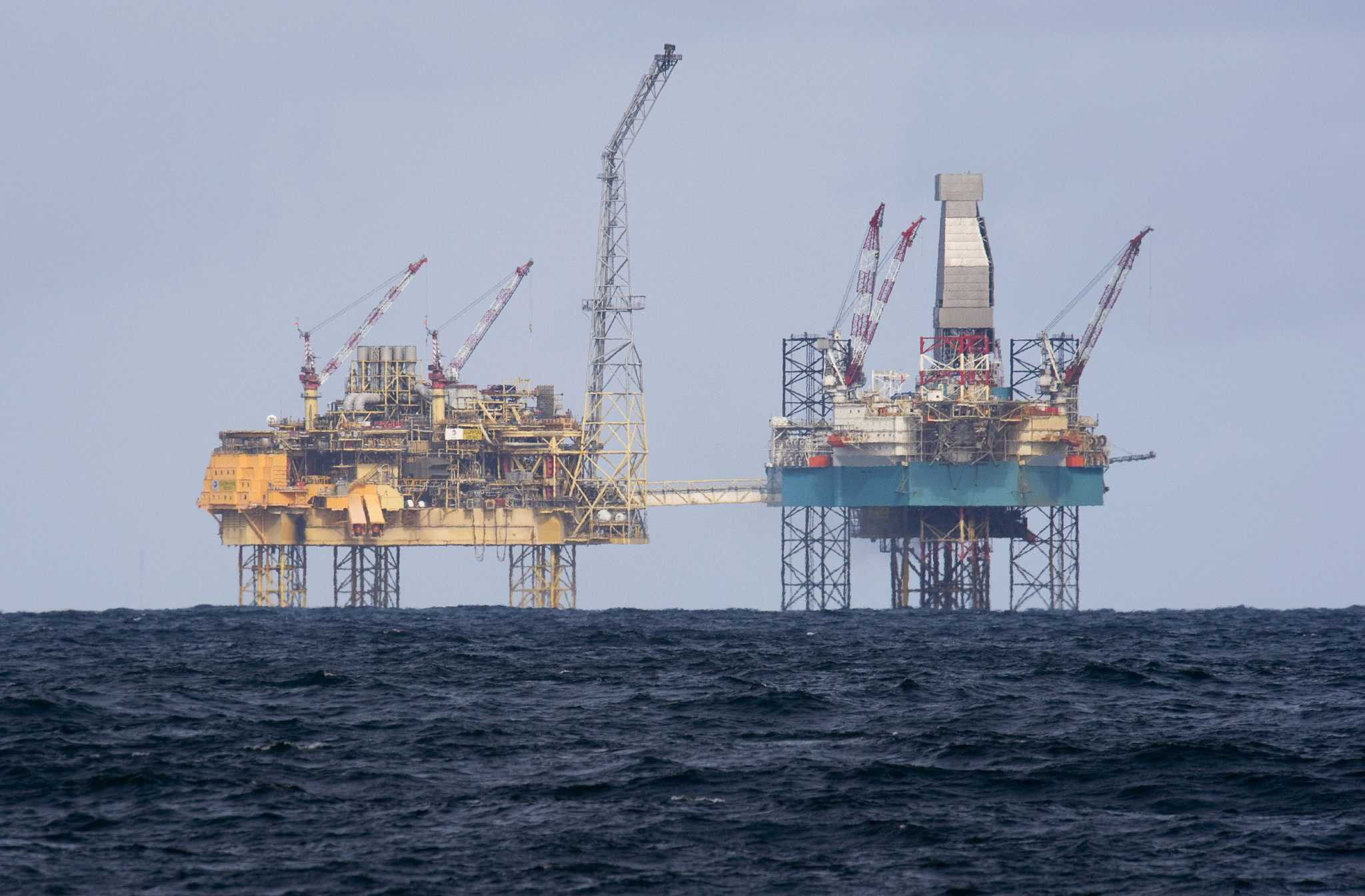 Shell sells Danish North Sea assets for $1.9B