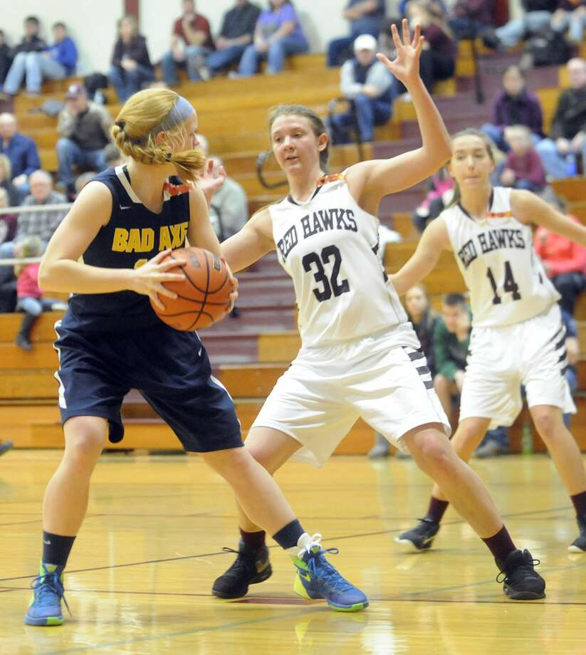 Cass City 56, Bad Axe 43 Photo: Seth Stapleton/Huron Daily Tribune