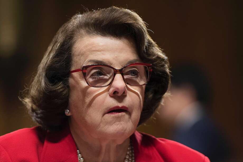 Image result for dianne feinstein age