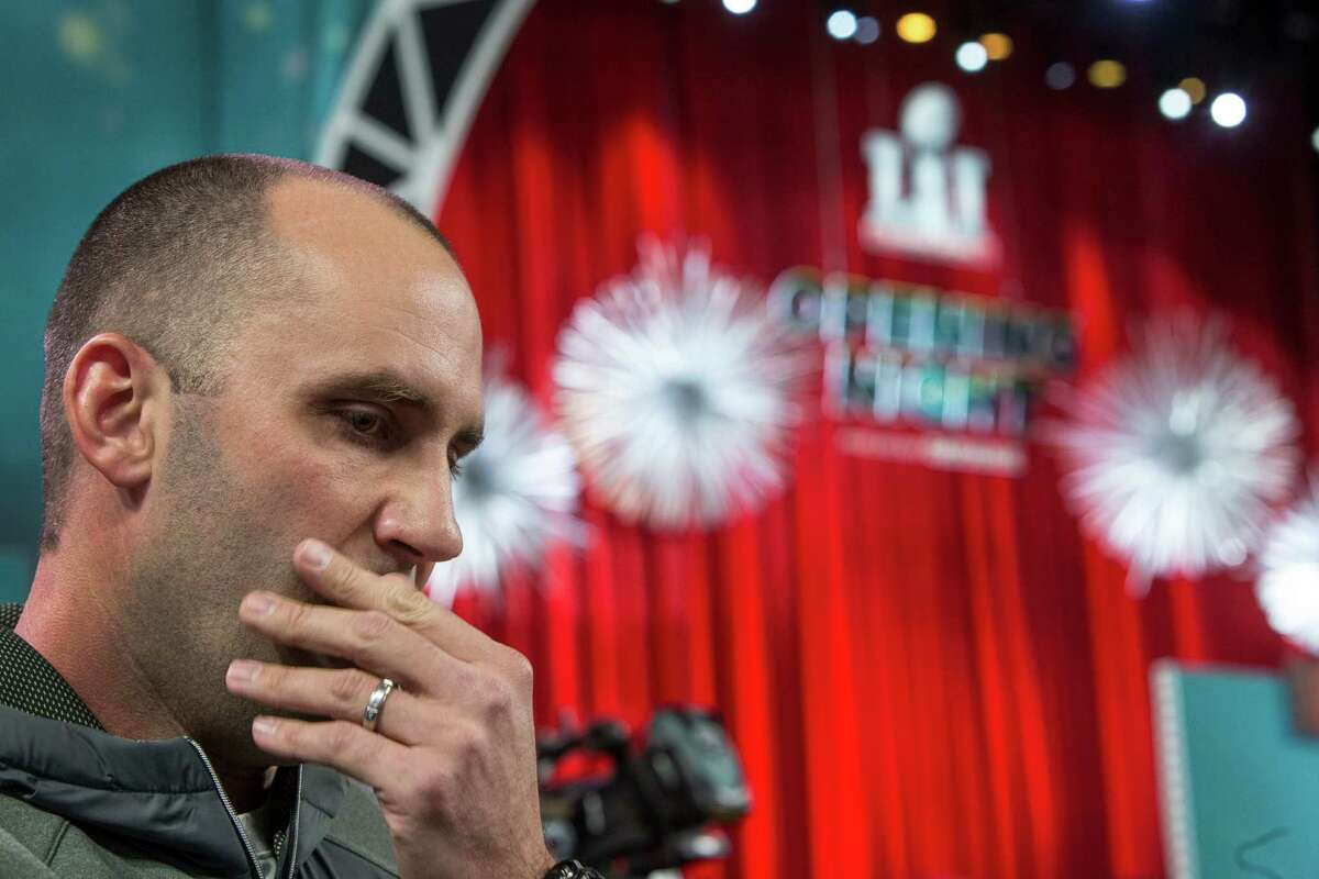 AFTER: Schaub never got on the field in Oakland in 2014, and made two starts in Baltimore in 2015. He's been Matt Ryan's backup in Atlanta since 2016, even making it to the Super Bowl with the Falcons.