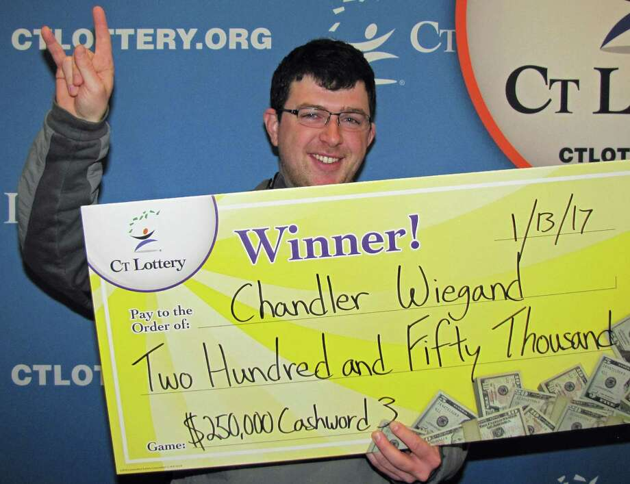 Here's the big winners who hit the lottery last month - Connecticut Post