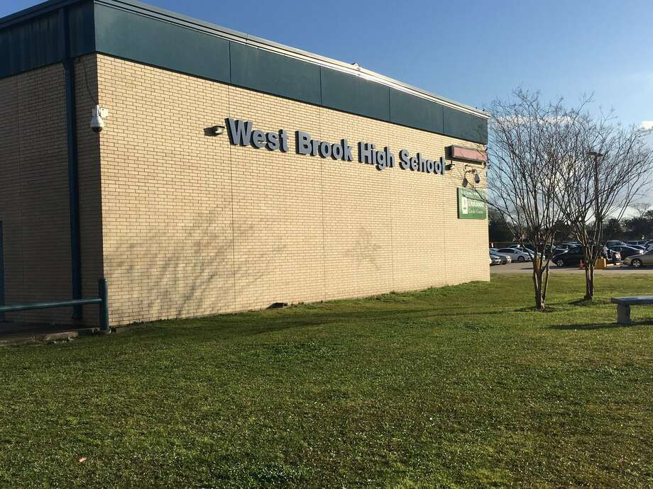The Beaumont Independent School District announce Saturday a West Brook student attending band practice tested positive for COVID-19. Photo: David Thompson/Twitter