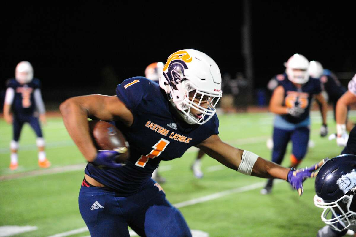 TE Hunter Bryant Eastside Catholic High School (Bellevue) 6-foot-2, 241 pounds 247: 4 stars ESPN: 4 stars Rivals: 4 stars Scout: 4 stars Notes: The No. 4 tight end in the country according to ESPN committed to UW back in April 2016.