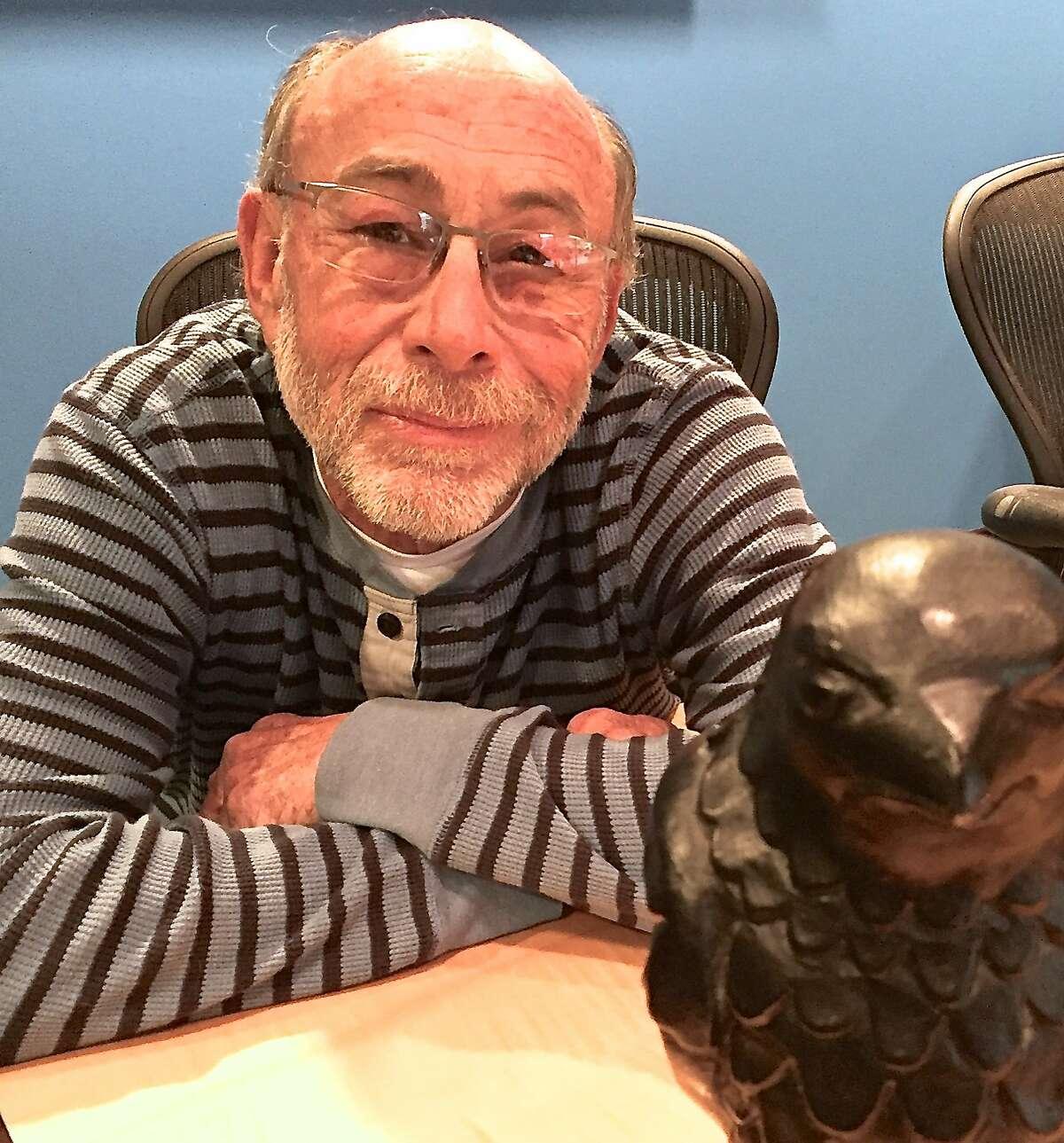 Steve Kushman, head of the California Historical Radio Society