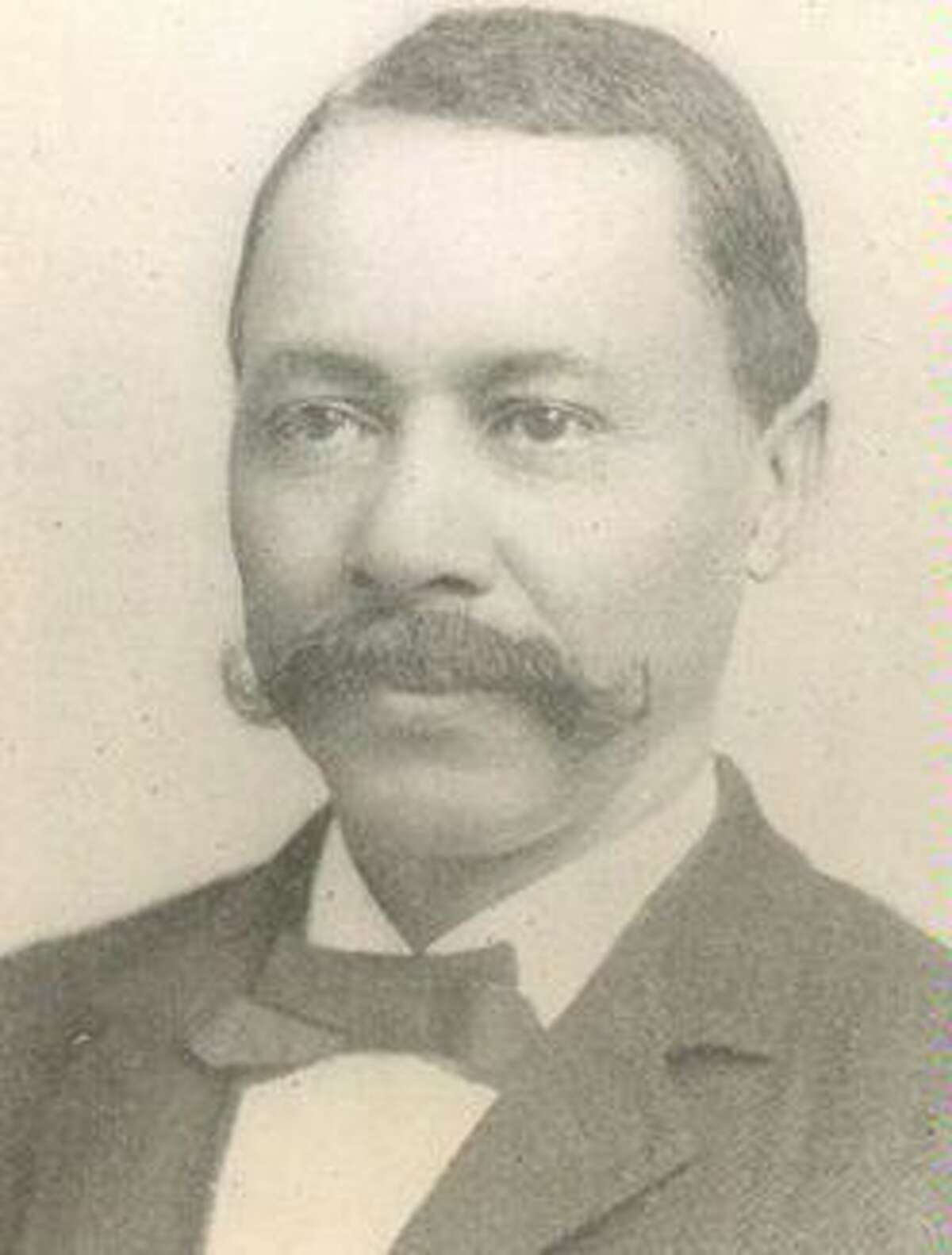 Born in 1833, abolitionist Ebenezer Bassett was the son of Black Governor Eben Tobias. He was the first black man to graduate from Connecticut Normal School - now known as Central Connecticut State University. The civil war had just ended when President Ulysses Grant asked him to be the first U.S. minister to the new republic of Haiti, marking the beginning of a long diplomatic career. Source:diplomacy.state.gov