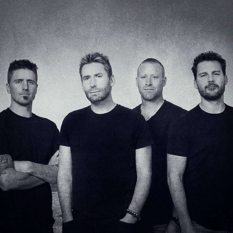 Nickelback is coming to Saratoga Performing Arts Center this summer on July 10. Photo: Facebook.com/nickelback