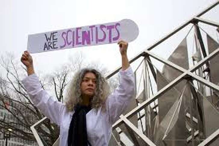 Organizers have set April 22 as the date for marches around the country to support science and denounce some of President Trump's policies.
